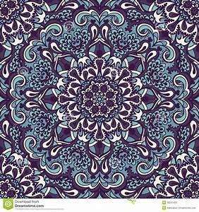Glasfaser Tapeten Muster : orientalisches aufw ndiges nahtloses muster vektor abbildung illustration von floral papier ~ Markanthonyermac.com Haus und Dekorationen