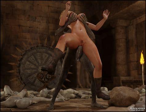 Blackadder Trip To egypt 3 • porn Comics One