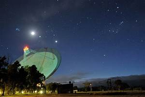 APOD: 2012 July 19 - Dawn of the Dish