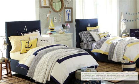 Pottery Barn Kids Summer Preview
