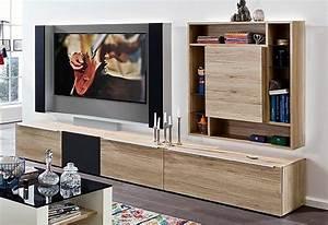 Musterring Tv Möbel : set one by musterring wohnwand phoenix 8 tlg otto ~ Indierocktalk.com Haus und Dekorationen