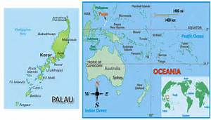 Information on Palau — geography, history, politics, government ... Palau