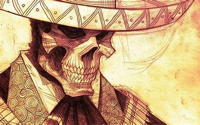 Mexican Cool Backgrounds Skull Wallpapers Mariachi Dia
