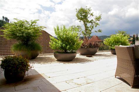 Pflanzen Für Dachterrasse by Dachterrassen Wyder Gartenbau