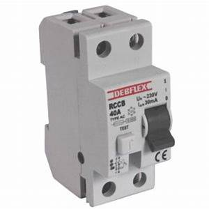 Type A Ou Ac : interrupteur diff rentiel type ac 2 p les 40a 30ma debflex ~ Dailycaller-alerts.com Idées de Décoration