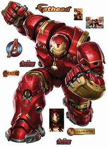 Best Look at Hulkbuster in Avengers: Age of Ultron Promo Art