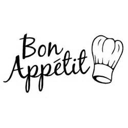 stickers cuisine texte fashion characters words restaurant kitchen stickers bon