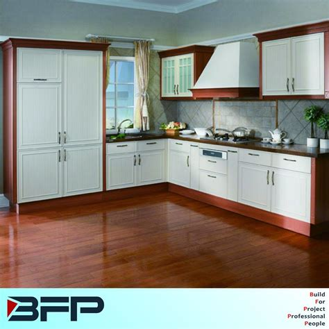 china building material home furniture pvc kitchen cabinet