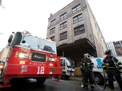 Meatpacking District Fire Destroys Basement   Chelsea