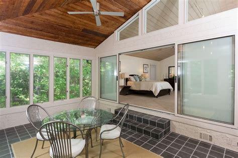 sunroom  master bedroom traditional porch atlanta