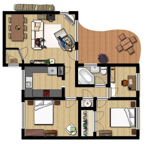 planimetria appartamento floor planner software
