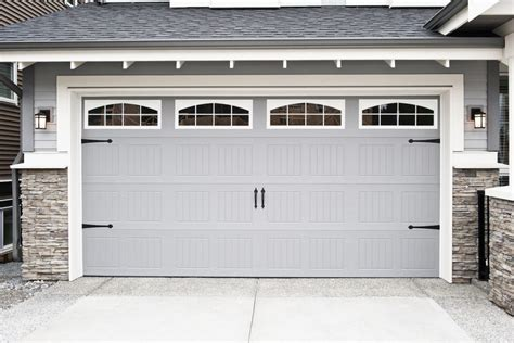 should you paint your garage door a g williams
