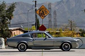 Gone in 60 Seconds 1967 Shelby GT500 sells for $1 million ...