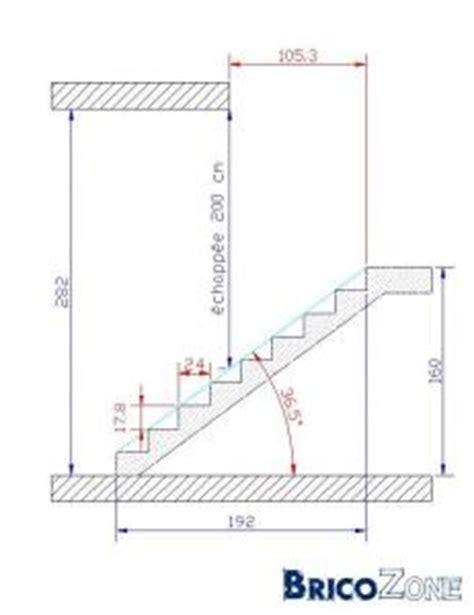 calculer la surface d un escalier 28 images la surface de plancher et l emprise au sol mode