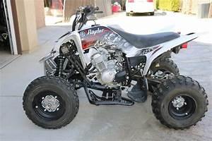 Quad 125 Yamaha : 125 raptor quad motorcycles for sale ~ Nature-et-papiers.com Idées de Décoration