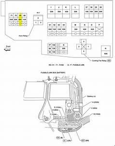 2003 Infiniti Q45 Fuse Box Diagram