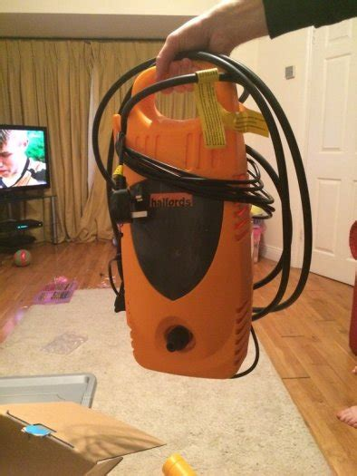 halfords power washer with accessories for sale in stillorgan dublin from benw