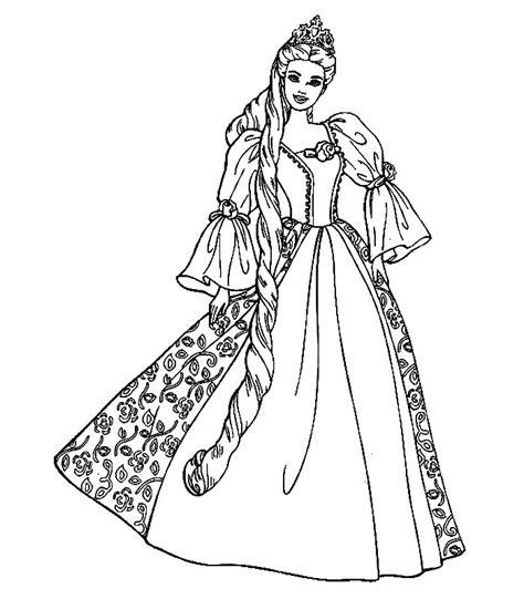 Disegno di barbie principessa odette e dell unicorno lila da stampare e colorare nel 2020 disegni da colorare pagine da colorare disney libri da colorare. Barbie Cuore Principessa, Disegni per bambini da colorare