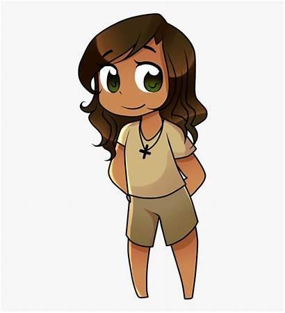 Hispanic Cartoon Clipart Drawings Shorts Transparent Clipartkey
