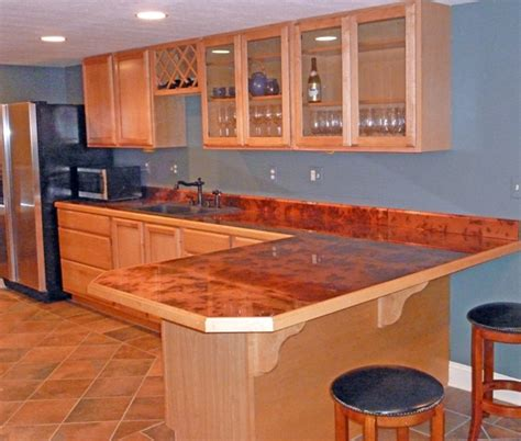 copper sheets for countertops copper countertops photos page 3