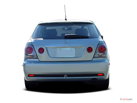 2005 lexus is wagon image 2005 lexus is 300 5dr sportcross wagon auto rear