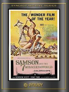 Samson & the Seven Miracles of the World Apparel ...