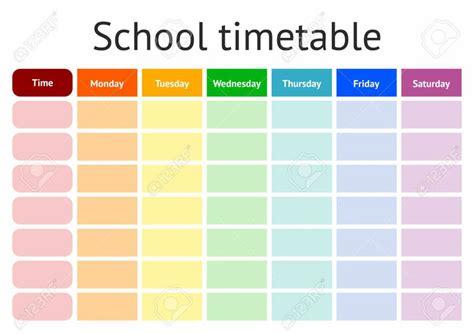 timetable   efl teacher    expect