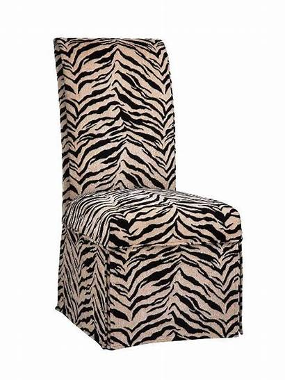 Chair Dining Chairs Parsons Zebra Slipcovers Parson