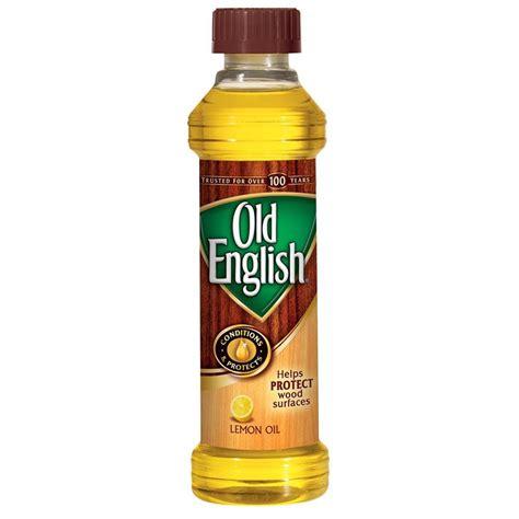 english oz wood furniture oil polish case