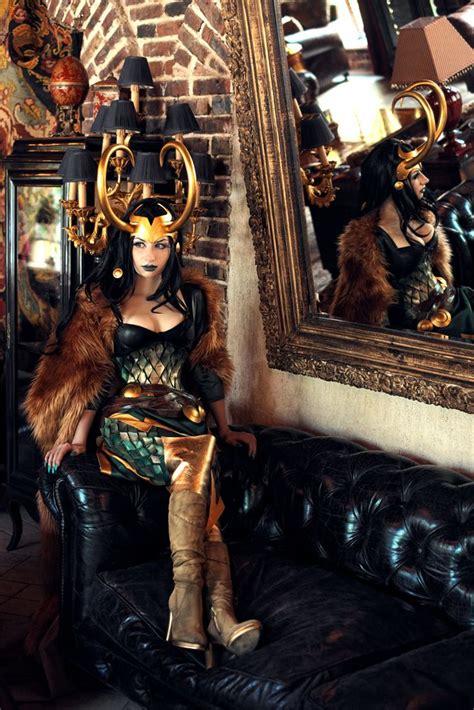 130 Best Lady Loki Costume Images On Pinterest Loki