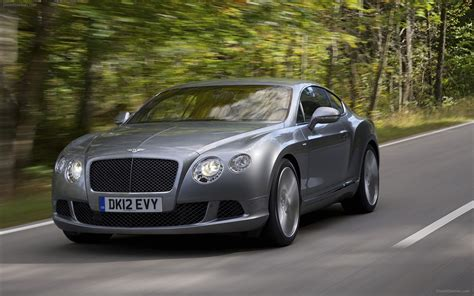 bentley continental gt speed 2013 widescreen exotic car