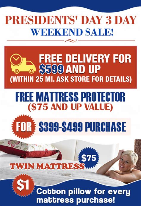 presidents day mattress president s day 3 day weekend open now houston