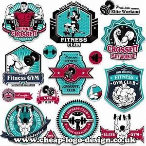bodybuilding gym logo design ideas www.cheap-logo-design ...