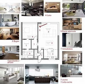 Render per Villa: esempio di Progetto d'arredo Online
