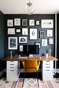 Ideas about work spaces on offices home