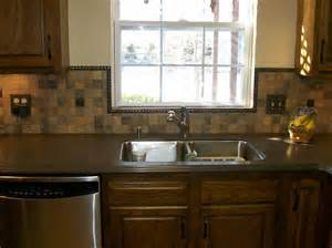 mosaic tile ideas for kitchen backsplashes fabulous slate mosaic backsplash ideas and wooden style kitchen cabinet