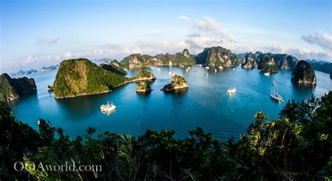 halong bay vietnam overnight cruise travel writing