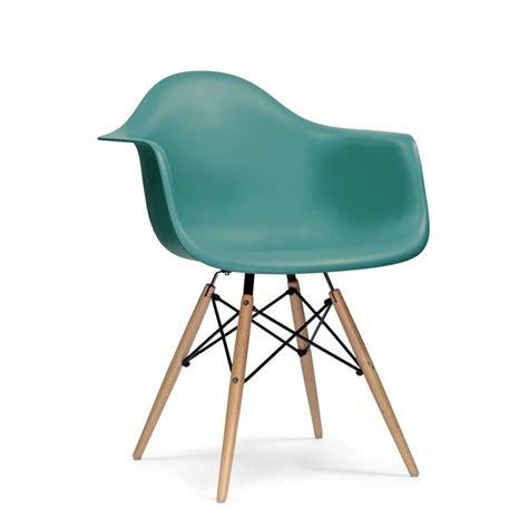 Charles Eames Style Daw Stuhl Türkis  Möbel Pinterest