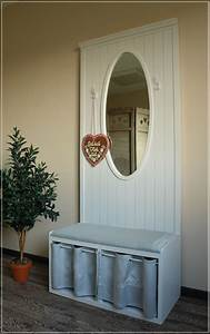 Landhaus Garderobe Trendy Garderobe Mit Sitzbank