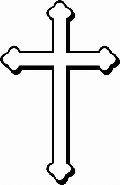 Cross Transparent Catholic Clipart Clip Celtic Christian