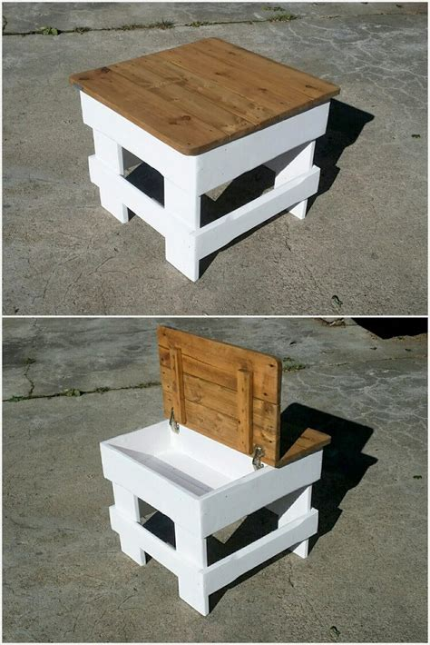 simple  easy projects  recycle  wood pallets