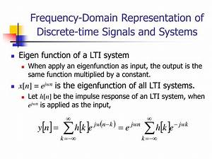 PPT - Linear Constant-coefficient Difference Equations ...