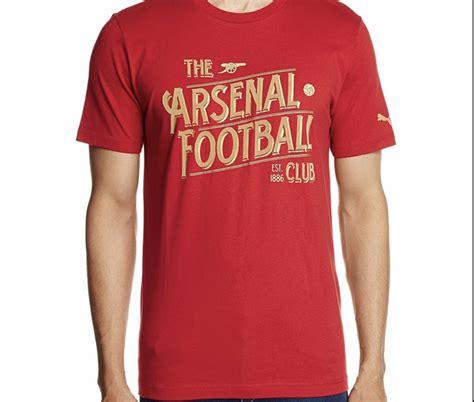 Arsenal Mens's Graphic Fan T-Shirt