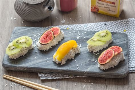 jerusalem cuisine sushis sucrés au tapioca et lait de coco cuisine addict