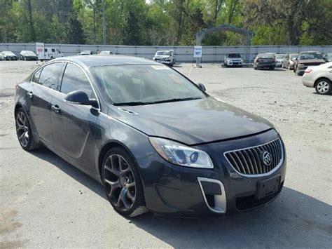 2013 Buick Regal Gs For Sale by 2012 Buick Regal Gs For Sale At Copart Ga Lot