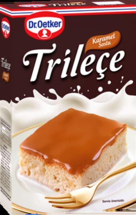 Trileçe Karamel Soslu