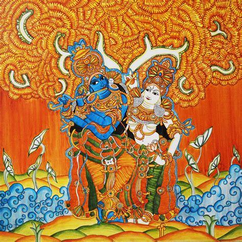 Kerala Mural Artists by Kerala Mural Paintings Designs Studio Design Gallery