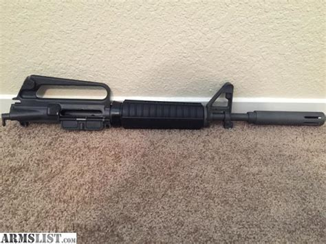 ARMSLIST - For Sale: Colt Retro XM177 style upper