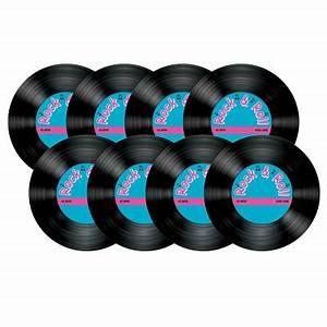 Rock N Roll Deko : glas untersetzer 50er jahre motto party deko rock n roll rockabilly bierdeckel jukebox diners ~ Bigdaddyawards.com Haus und Dekorationen