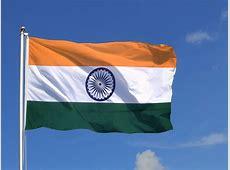 Große Indien Flagge 150 x 250 cm FlaggenPlatzde